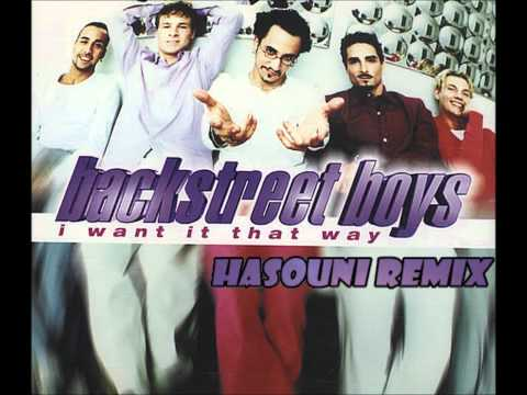 Backstreet Boys - I Want It That Way (Hasouni Remix) *FREE DOWNLOAD*