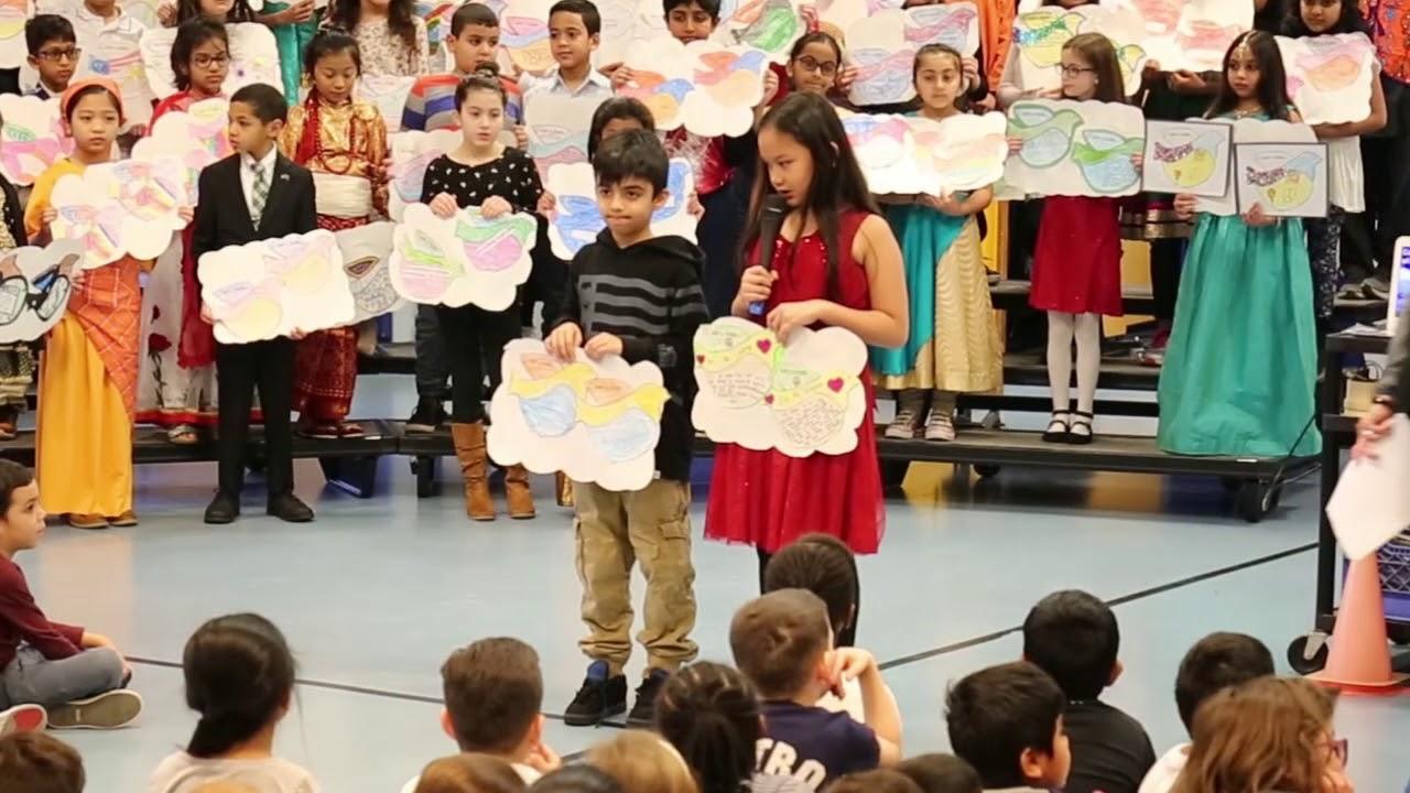 Benjamin Franklin Elementary School presents: