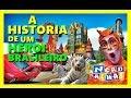 O maior parque temático da América Latina - Os maiores parques do brasil - parte 03