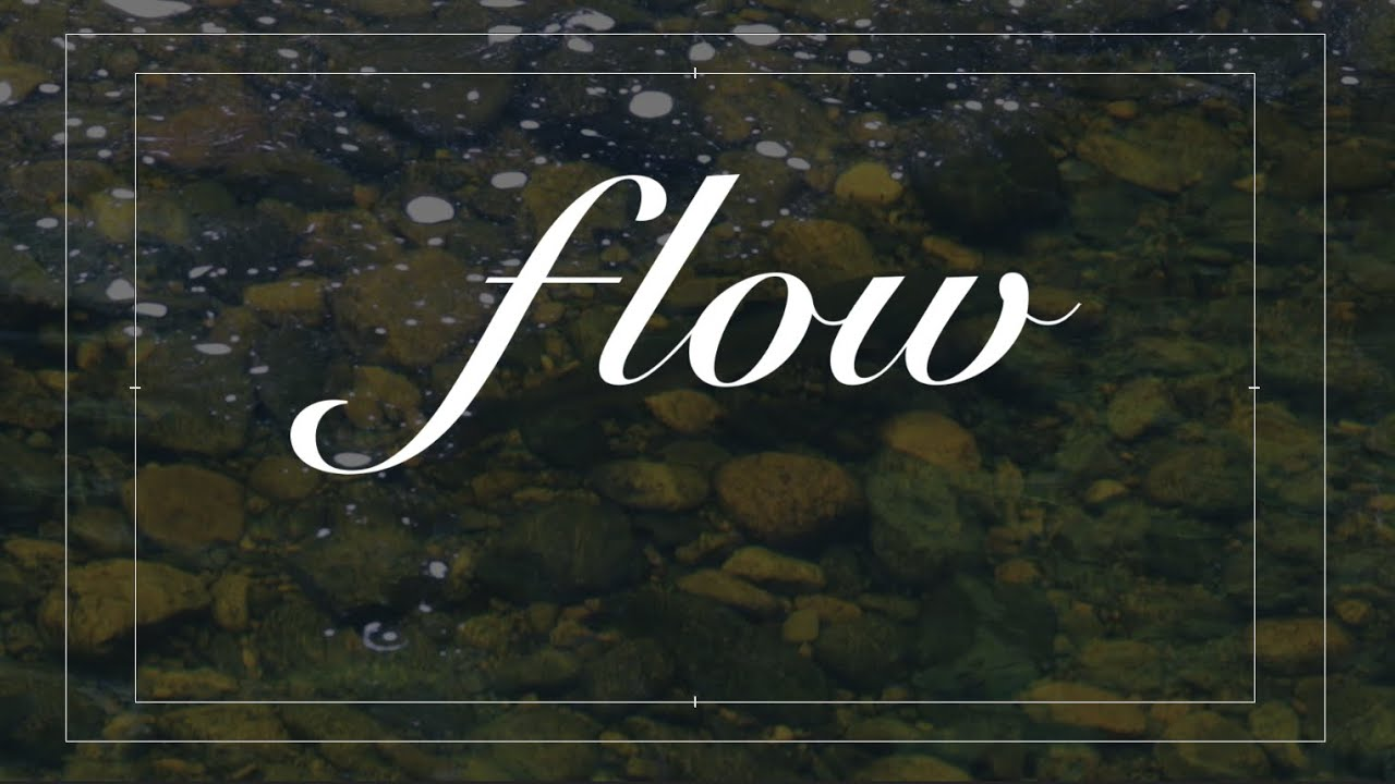 flow Episode 1  - Home Water