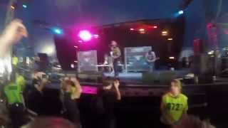 The Amity Affliction - Full set @ Download 2014 part 1 of 3