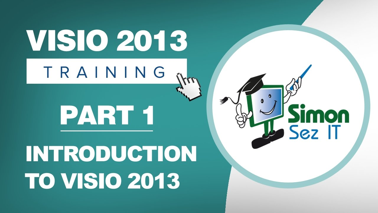 visio 2013 for beginners part 1 introduction to microsoft visio 2013 youtube - Microsoft Visio Manual