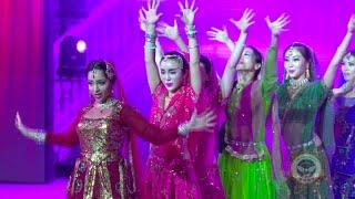 Download Hindi Video Songs - Deewani Mastani | Svetlana Tulasi | China Bollywood Dance Festival