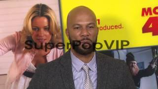 Common, Lonnie Rashid Lynn, Jr. at Movie 43 Los Angeles P...