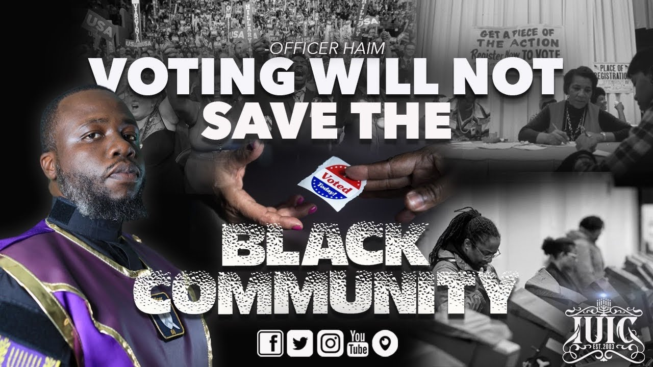 The Israelites - Voting Will Not Save The Black Community