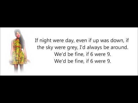 Keke Palmer - If 6 Were 9 (Lyric Video)