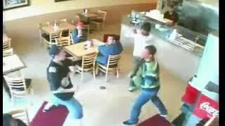 [video hài] màn đánh nhau không tưởng