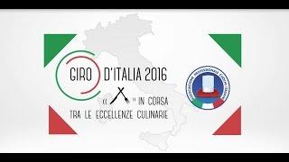GIRO D'ITALIA 2016 - In corsa tra le eccellenze culinarie 2° Tappa Giro - Trentino
