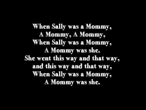 Sally - lyrics