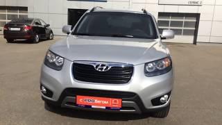 Купить Хендай Санта Фе (Hyundai Santa Fe) 2019 г. с Пробегом бу в Саратове. Автосалон Элвис Trade. Какой Хендай Купить