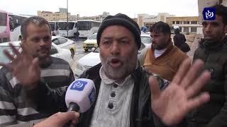 إربد .. شكاوى منذ عامين ونصف تواجه أصحاب السيارات والحافلات ومستخدمي مجمع عمّان