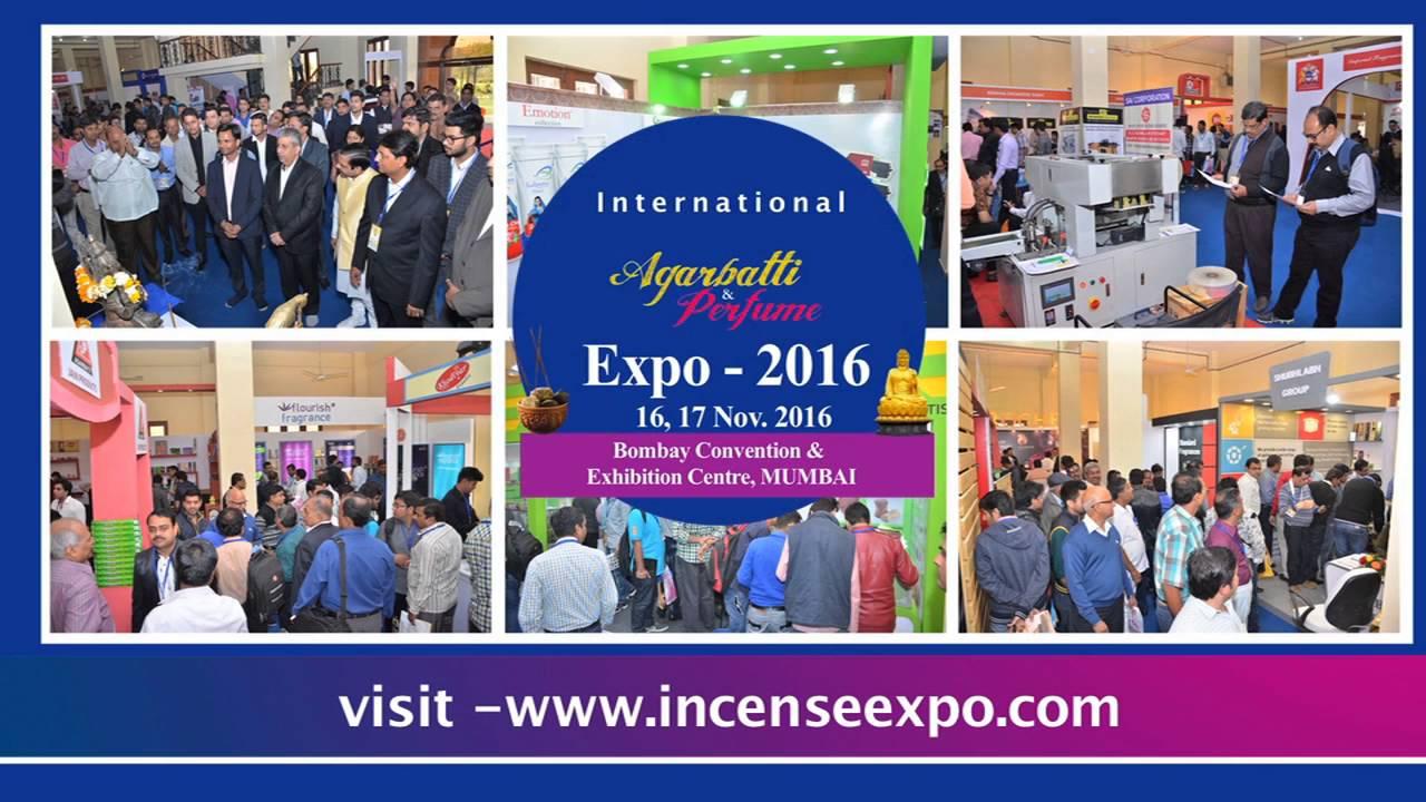 TV Commercial for Incense Media's Mumbai Agarbatti & Perfume Expo