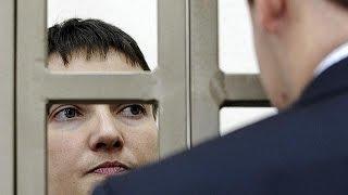القضاء الروسي يحكم بإدانة الطيارة الأوكرانية العسكرية سافتشينكو