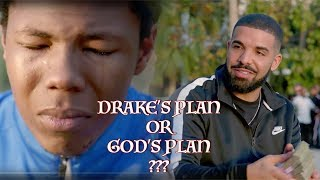 Drake God S Plan Official Music Video OVO Sound EMOTIONAL Reaction