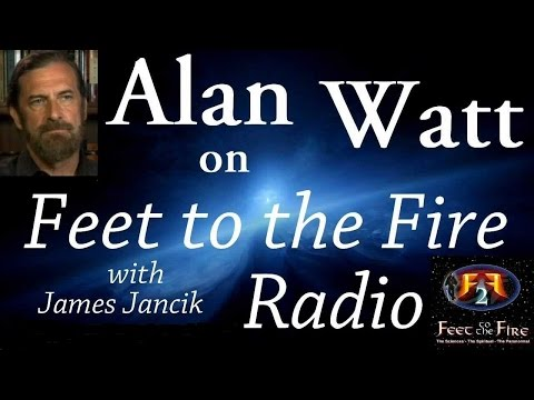 Alan Watt (Aug. 19, 2007) on Feet to the Fire w/James Jancik