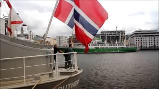 Fjordsteam steamship festival Bergen 2013