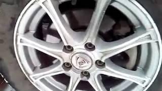 Замена стоек VW Polo Sedan