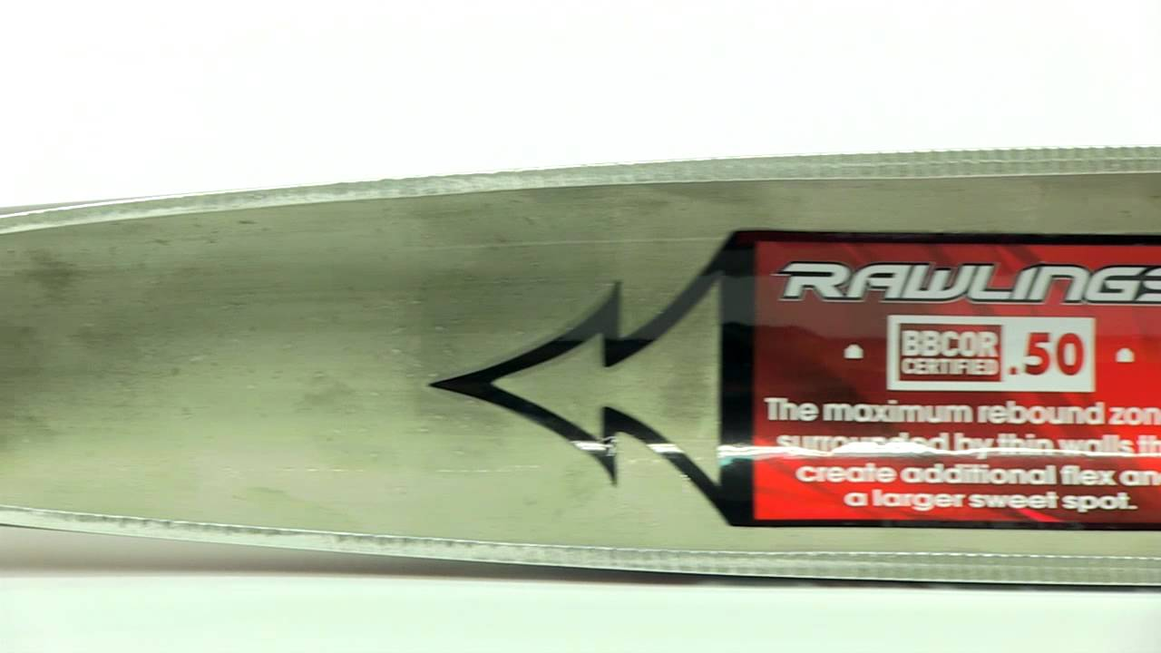 Check Out the Inside of the Rawlings 5150 BBCOR Bat