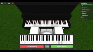 How to Play Megalovania On Piano / On Roblox Piano Keyboard v1.1