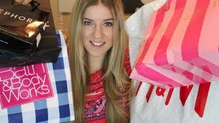 HUGE Spring Haul! (Fashion, Beauty & Candles!)