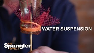 Mysterious Water Suspension - Water Magic