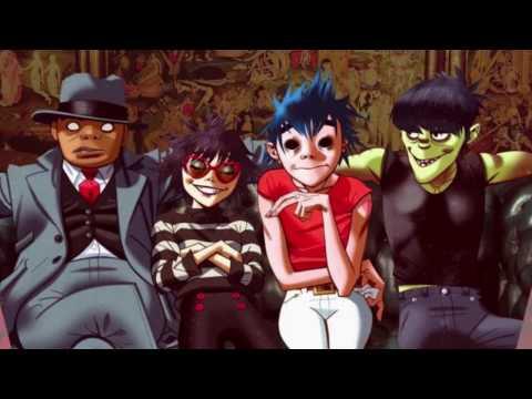 Gorillaz - Let Me Out ( Lyric + Music )