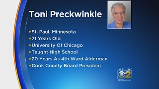 Preckwinkle Elected Chair of Cook County Democratic Party