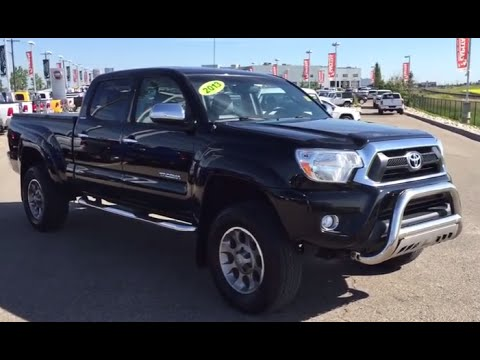 2013 Toyota Tacoma Limited Edition 4x4 Double Cab Reg Box