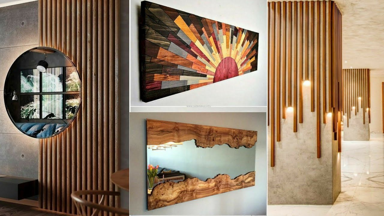 150 Wooden Wall Decorating Ideas For Modern Home Interior Wall Design 2021 Youtube