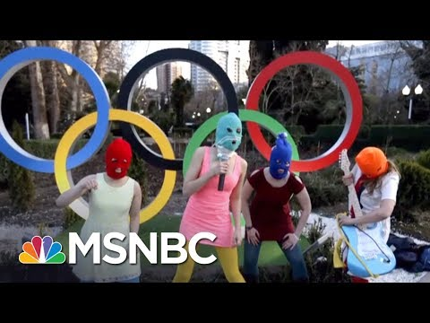 Download Youtube: Pussy Riot Co-Founder Wants To 'Punch Roy Moore In The Face' | AM Joy | MSNBC