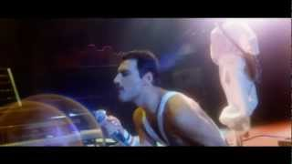 The official 'Hammer To Fall' music video. Taken from Queen - 'Grea...