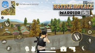 [Android/IOS] Battle Royale 3D - Warrior 63 Android Gameplay