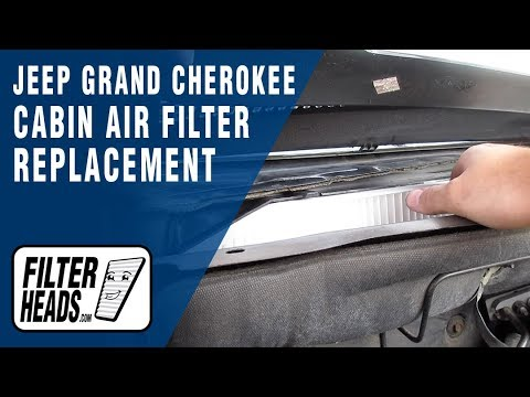 Pollenfilter Jeep Grand Cherokee WH 2005-2010