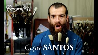 Cesar Santos - Brush Review