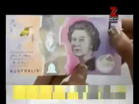 The best currency notes in the world
