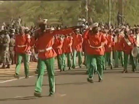 Le dernier défilé de son Excellence BARE MAINASSARA Ibrahim