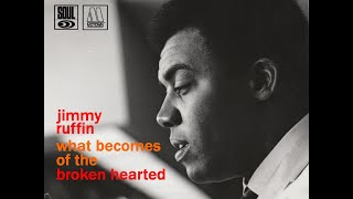 """""""Motown Greatest Hits""""""""What Becomes Of The Broken Hearted  Jimmy Ruffin/I've Passed This Way Before"""""""