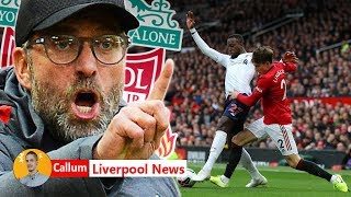 Jurgen Klopp disagrees with decisions about VAR – Liverpool news today #LFC