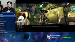 Ratchet & Clank Future: Tools of Destruction 100% Former WR (5:30:41)