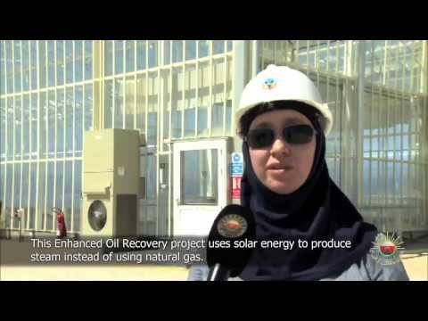 Oman TV Talks Solar EOR with PDO's Syham Bentouati