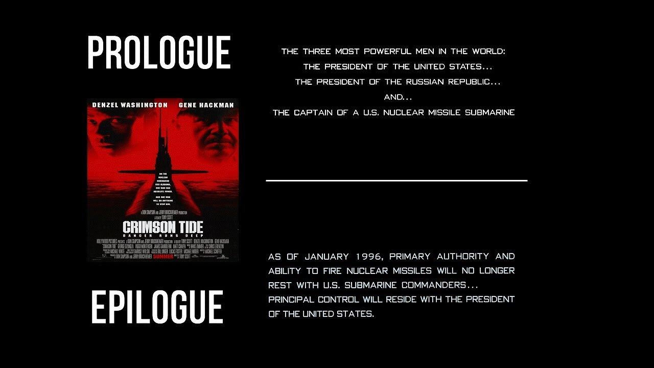 how to write a prologue and epilogue