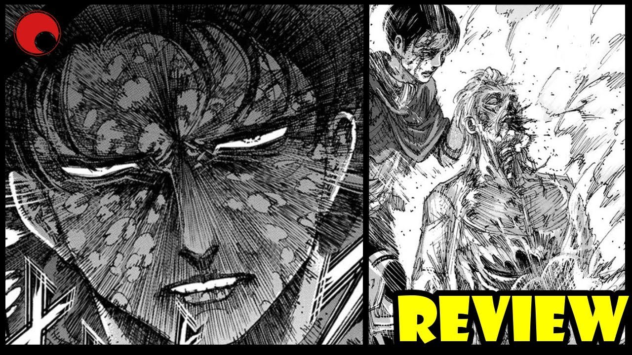 LEVI KILLS ZEKE?? ATTACK ON TITAN CHAPTER 113 REVIEW - YouTube