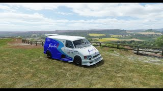 Forza Horizon 4 Ford Supervan 3 Lakehurst Copse Circuit