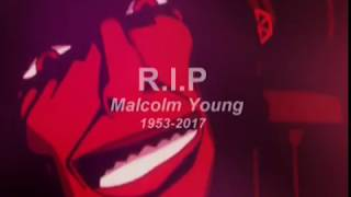 R.I.P Malcolm Young ACDC