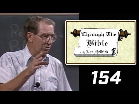 [ 154 ] Les Feldick [ Book 13 - Lesson 3 - Part 2 ] Bema Seat - Great White Throne: New Heaven/Earth