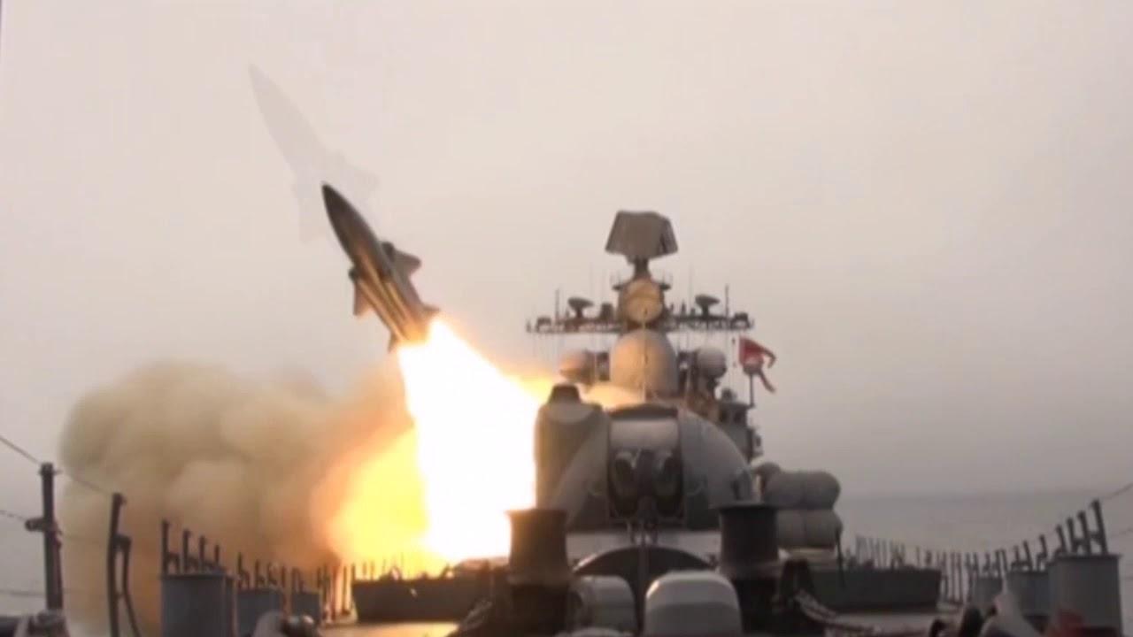 Убийцы крейсеров: крылатые ракеты «Москит» проверили в деле