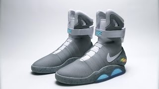 """Последние новости: NIKE  выпустили кроссовки из """"Назад в будущее"""""""