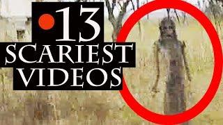 Best Ghost Sightings of 2017 – SHADOW PEOPLE Caught on Tape