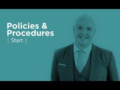 Tender VLE | Policies and Procedures