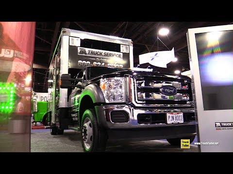 Ta Truck Service >> 2017 Ford F550 Super Duty Xl Ta Truck Service Truck Walkaround
